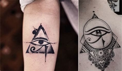ancient egyptian tattoos ancient symbols to engrave on your skin design