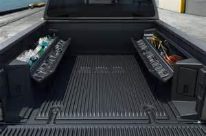 Nissan Titan Bed Accessories Nissan Titan Xd Accessories Shown At Show