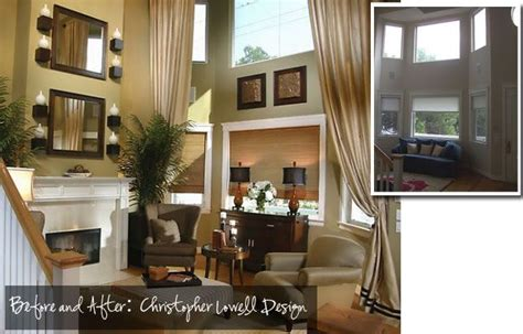 2 story living room decorating ideas two story curtain designs two story curtains layout of