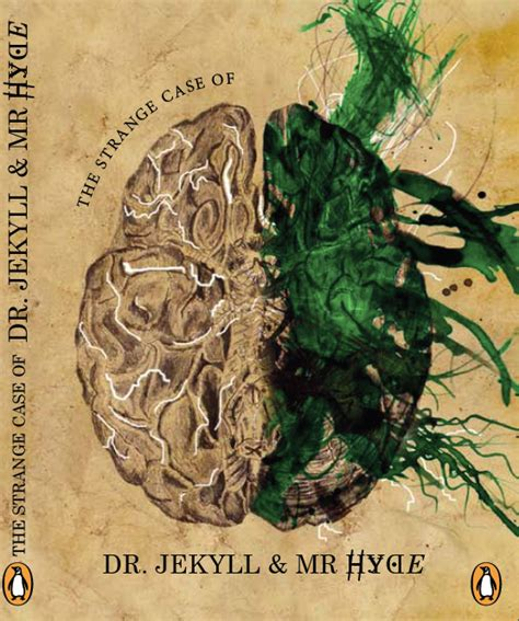 dr jekyll and mr hyde book report book cover design dr jekyll mr hyde on behance