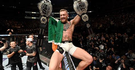10 years 13 seconds the conor mcgregor story books conor mcgregor is rte s sportsperson of the year 2016