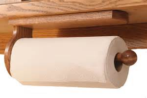 paper towel holder cabinet four seasons furnishings amish made furniture solid oak
