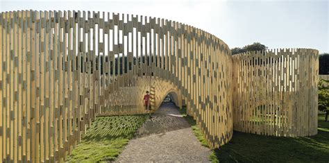 Fabric Architecture trylletromler fabric architecture archdaily