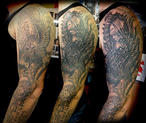 eagle tattoo cover matts eagle coverup by phoenixtattoos on deviantart