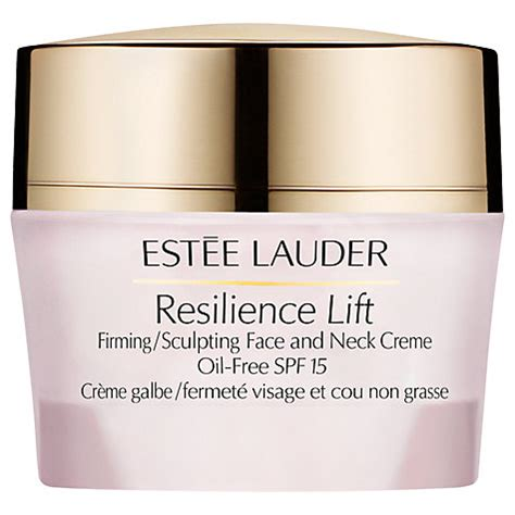 Estee Lauder Lifting And Firming Mini Set For All Skin Type buy est 233 e lauder resilience lift firming sculpting and neck creme spf 15 50ml lewis