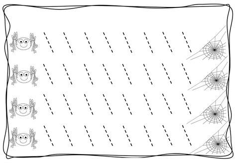 pattern writing slanting lines tracing diagonal lines free sheet 10 171 preschool and