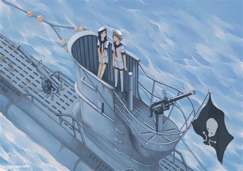 U Boat Drawing by Type Viic U Boat By Dead Robot On Deviantart