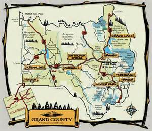 map of grand county colorado the sheriff and the sacred of maryvale colorado