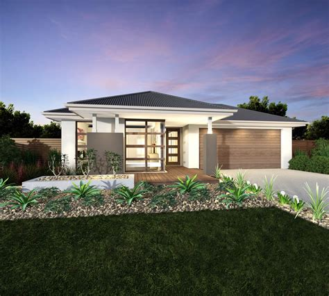 Dream Homes House Plans by The Pelorus Modern House Plans Act Builder Mcdonald