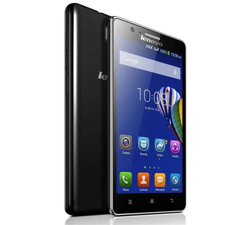 Hp Lenovo Os Kitkat lenovo a536 with 5 inch display android 4 4 kitkat os