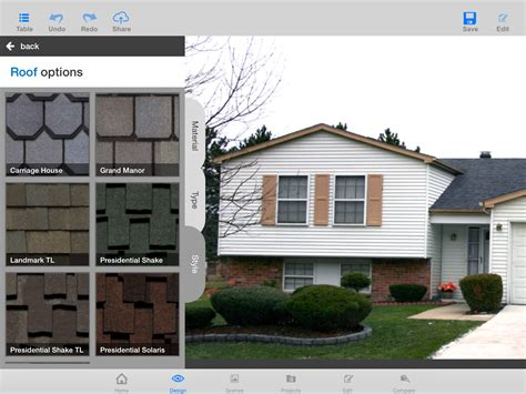 home design visualization software certainteed colorview home exterior visualization tool