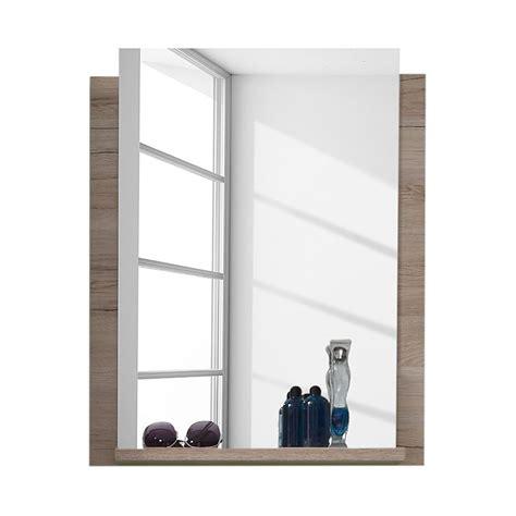dekor spiegel wandspiegel dano san remo eiche dekor dekospiegel ebay