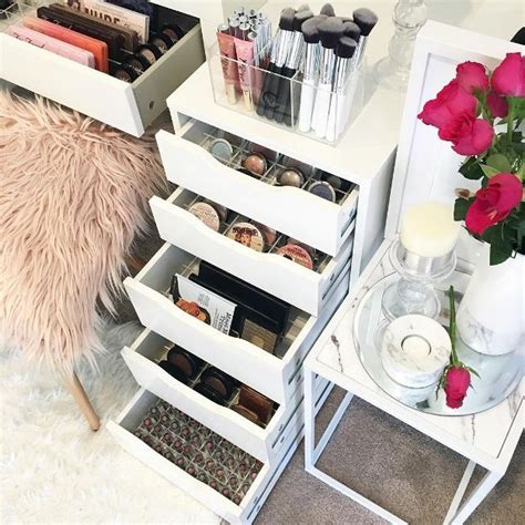 makeup organizer ikea seventeen makeup organizers you ll surely love estheticnet