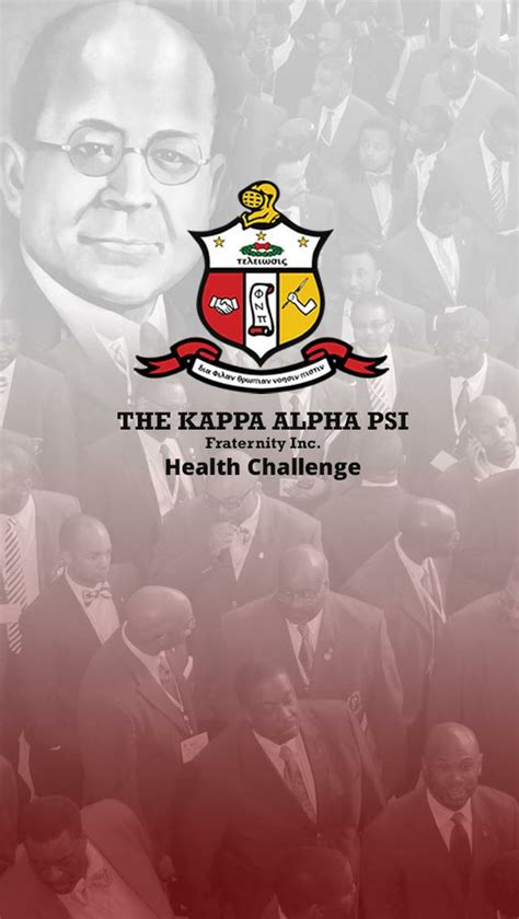 mens health challenge s health network and kappa alpha psi fraternity