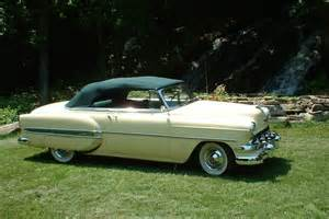 Chevrolet Convertible For Sale Sold 1954 Chevrolet Belair Convertible For Sale