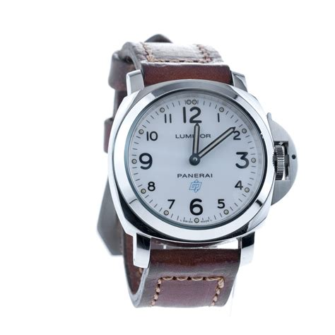 Luminor Stainless panerai luminor pam 630 stainless steel world s best