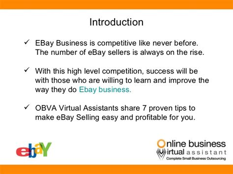 7 Tips On Selling Things by 7 Proven Tips To Help You Sell Things On Ebay