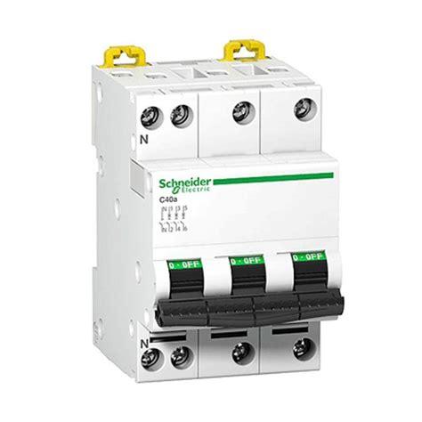 Mcb C120n Mini Circuit Breaker Schneider Acti9 3p 80a 3x80a jual schneider acti9 ic60n 3p 50a c miniature circuit breaker 3 phase 50 ere harga