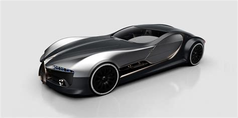 bugatti concept car redesigning the concept of bugatti type 57t