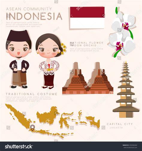 tutorial vector illustrator indonesia indonesia asean economic community aec infographic stock