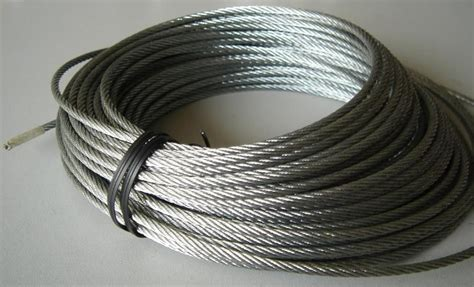 metal wire sell stainless steel rope nantong lili hardware products