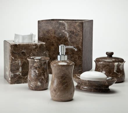 31 Best Images About Stone Bath Accessories On Pinterest Chocolate Brown Bathroom Accessories
