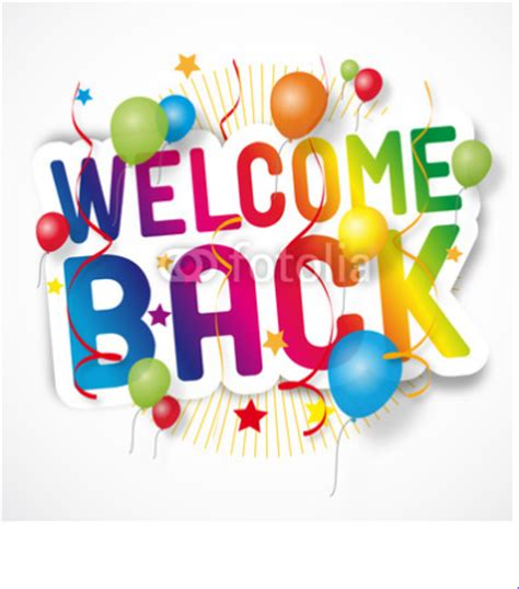 Free Printable Welcome Back Signs For Work welcome back signs printable pictures to pin on