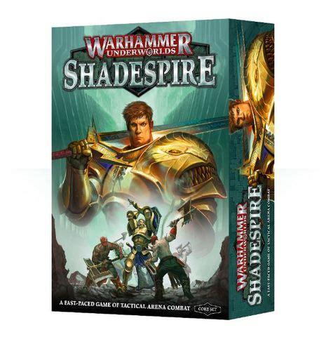 Warhammer Escape From Goblin Town Ltd Edition Eng 1 warhammer underworlds shadespire eng miniatures