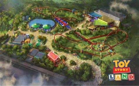 home design story land expansion toy story land at disney world s hollywood studios