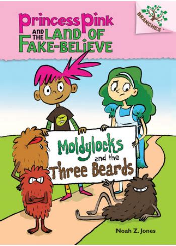 Book Review Tickled Pink By Jones by Book Review Moldylocks And The Three Beards By Noah J