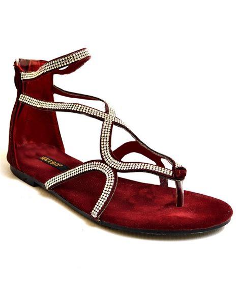 Flat Shoes 2017   Stylish Women's Flat Footwear Pumps, Metro Designs