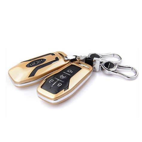 new abs material car key cover accessories for ford