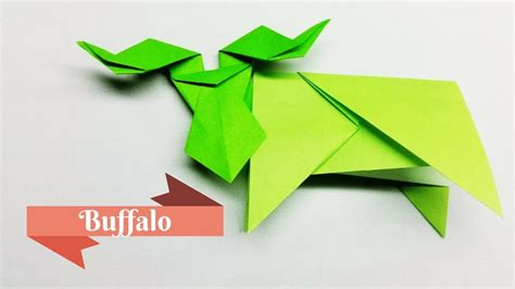 Origami Buffalo - origami buffalo 28 images the world s best photos of