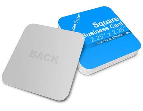 square business card mockup kvantita info