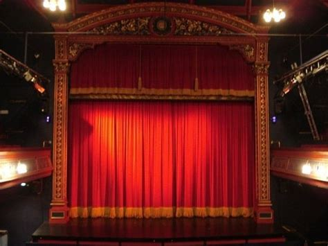 cer curtain tabs house tabs picture of pomegranate theatre chesterfield