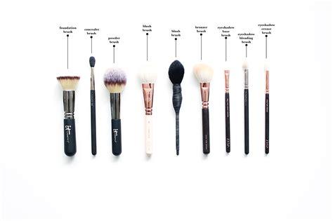 Cosmetics Brush Foundation by Flat Makeup Brushes Makeup Vidalondon