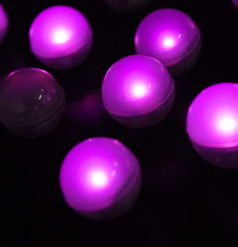 Pink Fairy Berries Magical Led Light 3 4 Quot Diameter 10 Berries Glowing Led Lights