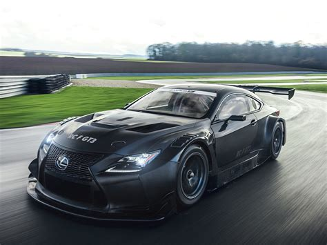 lexus rc f lexus rc f gt3 race car revealed drive arabia