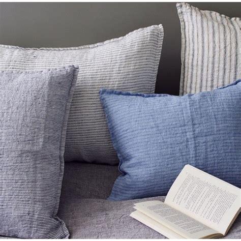 Descs Linge De Lit 1115 by Washed Linen Cushion Cover Le Rep 232 Re Des Belettes