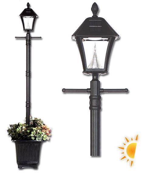 solar l post with planter solar l post with planter bing images