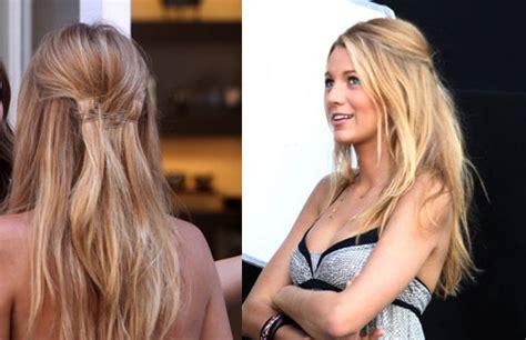 hellbraune straehnchen ins blonde haar haare haarfarbe