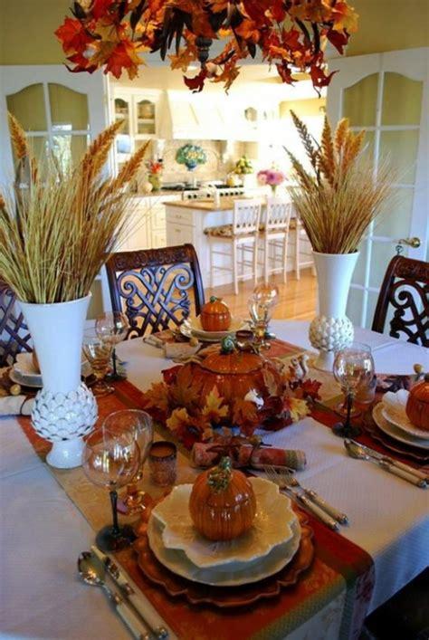 Einfache Herbstdeko Tisch by 30 Coole Ideen F 252 R Tischdeko Im Herbst Herbstdeko Basteln