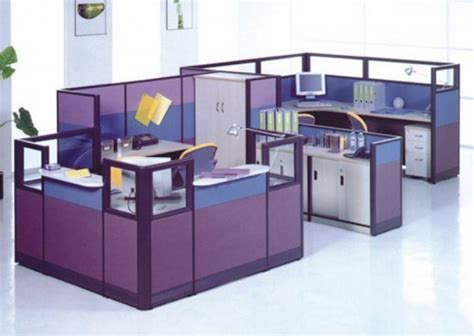 Functional Cubicles Office Interior, Functional Cubicles