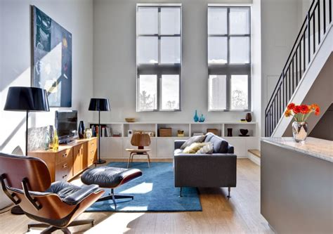 riverdale loft design by beauparlant design architecture