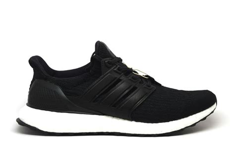 Ultra Boost 3 0 Leather Black adidas ultra boost ltd 3 0 black leather cage prstg shop