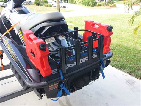 Pwc Cooler Rack by How To Install A Kool Pwc Stuff Rack In A Minute