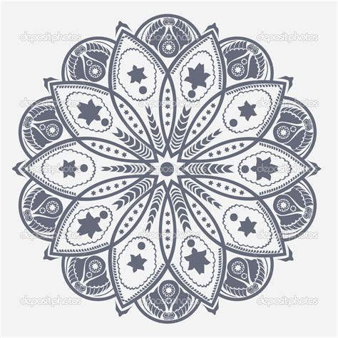 pattern mandala vector 10 indian floral ornament vector images indian mandala