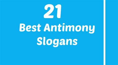 The 21 Best Images About - 21 best antimony slogans slogans hub