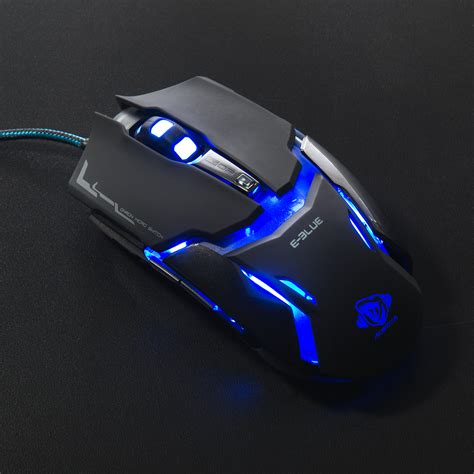 Mouse Gaming E Blue Auroza Type Im Pro Ems 602 auroza type im gaming mouse e blue touch of modern