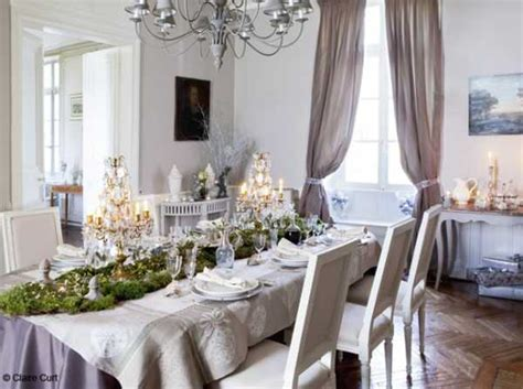 french decorating ideas sophisticated christmas decorating suggestions blending